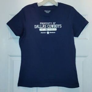 """Property of Dallas Cowboys Cheerleaders"" T-Shirt"